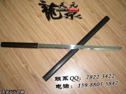 素唐刀(无槽铜)|唐刀|中碳钢|★★★|标准长度