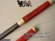红木素唐刀(槽)|唐刀|高碳钢|★★★|标准长度