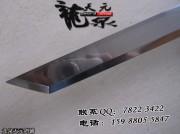 武士唐刀(无槽)|唐刀|中碳钢