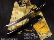 菊字短造武士刀|武士刀|高碳钢|★★★|
