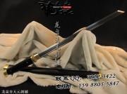 轻镡素唐刀|唐刀|高碳钢|★★★