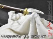 经典切造简装唐刀|唐刀|60锰|高碳钢★★
