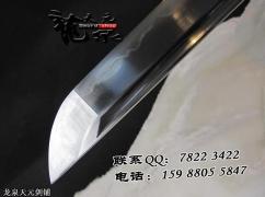 双线烧刀条|武士刀|★★★★|t10钢烧造