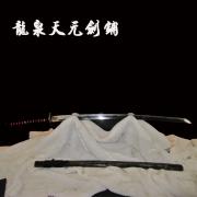 全鱼皮鞘包钢烧刃武士刀|武士刀|地肌甲伏锻烧刃|★★★★