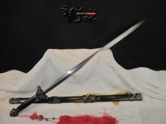 松鹤剑|龙泉宝剑|★★|花纹钢