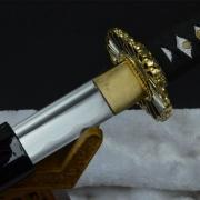 太阳花直造武士刀|武士刀|中碳钢|★★