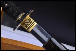 水淬烧刃化妆研打刀|高碳钢|武士刀|★★★