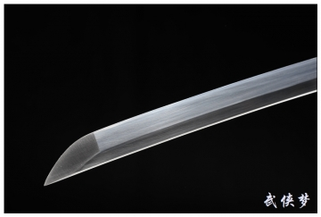 三日月高碳钢武士刀|高碳钢|武士刀|★★★