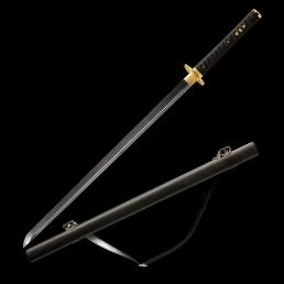 二虎武士直刀|T10烧刃|★★★
