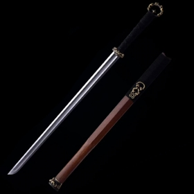汉环首刀|中国名刀|花纹钢|★★★|