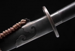 素面斩马刀|清刀|高碳钢
