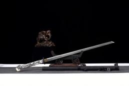 骷髅武士唐刀 高碳钢 唐刀