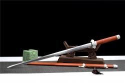 银装六面唐剑|高碳钢60锰|宝剑|★★
