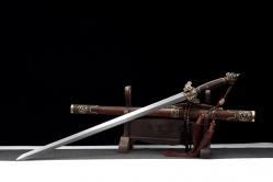 至善尚方宝剑|龙泉宝剑|花纹钢|★★★